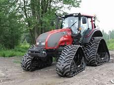 Tracteur A Chenille Agricole Tracteur Agricole