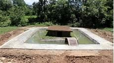 Einen Kostenlosen Pool Selber Bauen Schritt F 252 R Schritt