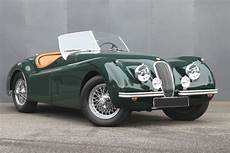 1954 Jaguar Xk 120 Same Ownership For 25 Years Coys Of