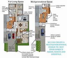 multigenerational house plans multigenerational house plans house plans and designs