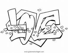 Gratis Malvorlagen Graffiti Graffiti Grafiti 16 Gratis Malvorlage In Diverse