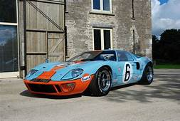 Ford GT40 Jacky Ickx Gulf Colours SOLD  Gt40