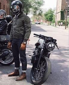 Cafe Racer Bike Style