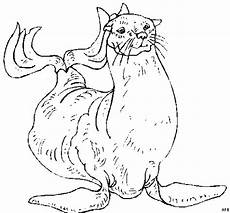 Www Malvorlagen Tiere Gratis De Niedliche Seerobbe Ausmalbild Malvorlage Tiere