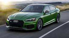 news 2019 audi rs5 sportback breaks cover in nyc