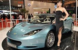 Tokyo Motor Show Futuristic Concept Cars And Electric