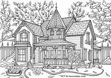 Malvorlagen Erwachsene Haus Pin By Fontan On Coloring Pages Mandalas House