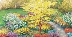 Farbspiel Im Herbstbeet Mein Sch 246 Ner Garten