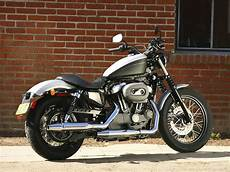 Harley Davidson Sportster Pictures by 2008 Harleydavidson Xl1200n Sportster 1200 Nightster Pictures