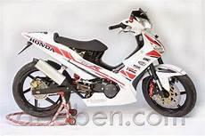 Modifikasi Motor Fit X by Modifikasi Honda Supra X 125 Sporty