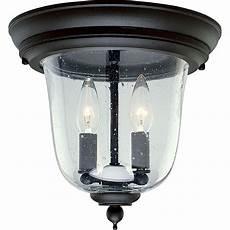 progress lighting ashmore collection 2 light textured black outdoor flushmount p5562 31 the