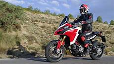 multistrada 1260 pikes peak the king of every mountain