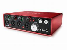 Focusrite 18i8 2nd Getinthemix