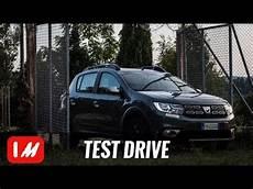 Test Drive Dacia Sandero 2017 A Gpl