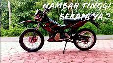 Modif Trail by Modif Satria Fu Semi Trail 02
