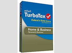 Turbotax Home And Business Edition Special Deals