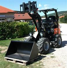 Used Kubota Rt160 Mini Wheel Loader Year 2018 Price Us