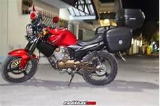 Scorpio Modif Touring by Dunia Modifikasi Kumpulan Modifikasi Motor Yahama Scorpio