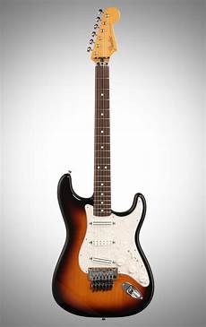 Fender Dave Murray Stratocaster Electric Guitar Zzounds