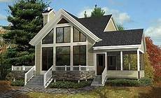 plan 80817pm vacation haven new farm house in 2019 cottage plan lake house plans small
