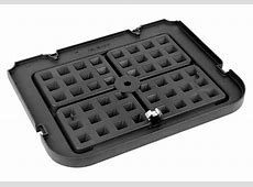Cuisinart Griddler Waffle Plate Set, 2 piece   Cutlery and