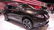 2015 Nissan X Trail Tekna Exterior And Interior
