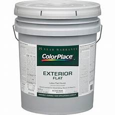 colorplace exterior flat accent paint base walmart com