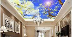 Wallpaper Awan Untuk Plafon Nirwana Deco Jogja