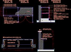 Details Of Kitchen?s Furniture DWG Section for AutoCAD