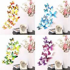 butterfly home decor 3d diy wall sticker stickers butterfly home decor room
