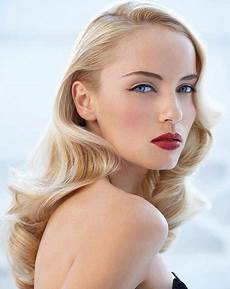s hairstyles easy wavy vintage hairstyles for
