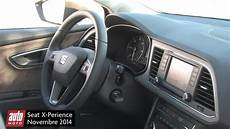 X Perience - seat x perience essai complet