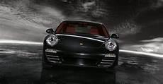 Porsche 911 Black Wallpaper