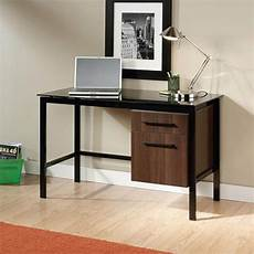 walmart home office furniture sauder furniture select venture modern office black glass