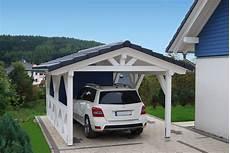 Spitzdach Carport Solarterrassen Carportwerk Gmbh