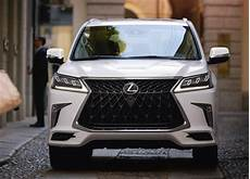 2020 Lexus Lx 570 by 2020 Lexus Lx 570 Sport Package Adds More Style The
