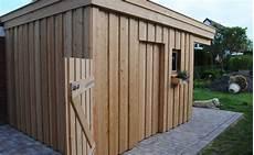 Holzverkleidung Haus Selber Machen - carports schuppen konzepte aus holz in 2019