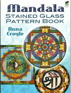 Floral Stained Glass Pattern Book mandala stained glass pattern book books new 486466051 ebay