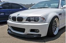 bmw e46 m3 one carbon fiber front lip