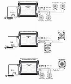 com kicker 07mx3504 4x90 watt marine four channel lifier vehicle multi channel