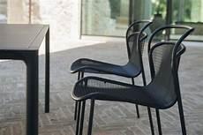 stuhl modern stapelbarer stuhl modern von emu schwarz made in design