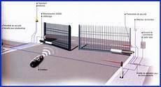 schema electrique portail automatique tout savoir sur les automatisme de portail solaire