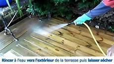 Traiter Une Terrasse En Bois Nettoyer D 233 Griser Et