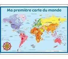 carte du monde fnac ma premi 232 re carte du monde broch 233 collectif livre