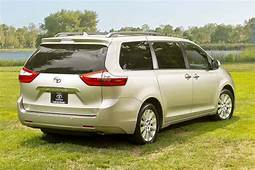 2016 Toyota Sienna New Car Review  Autotrader