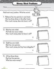 money word problems worksheets 1st grade 11201 nickel dime word problems word problems math word problems money worksheets