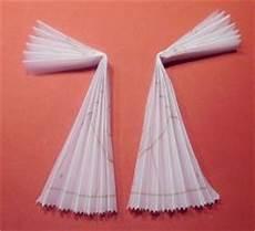 engel aus transparentpapier falten basteln rund ums jahr
