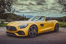 the 2018 mercedes amg gt c roadster is for porsche