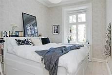 Bett Skandinavischer Stil - schlafzimmer ideen im skandinavischen stil
