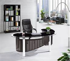 glass home office furniture china glass office table executive table new design office